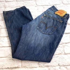 Levi's 514 Straight Leg Men's Jeans size 31x30